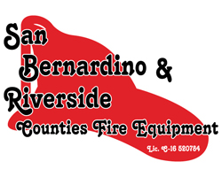 San Bernardino Riverside County Fire Equipment