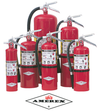 Fire Extinguisher Service Maintenance
