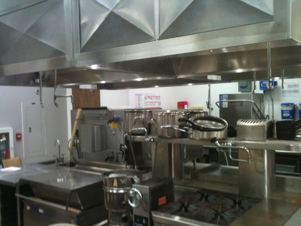 Restaurant Hood Fire Supression System